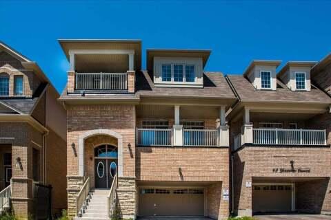 House for sale at 60 Geranium Cres Brampton Ontario - MLS: W4787477