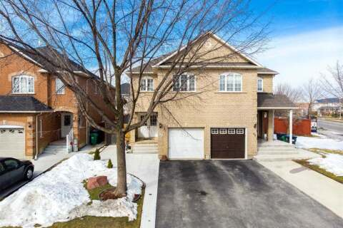 Townhouse for sale at 60 Gold Hill Rd Brampton Ontario - MLS: W4783017