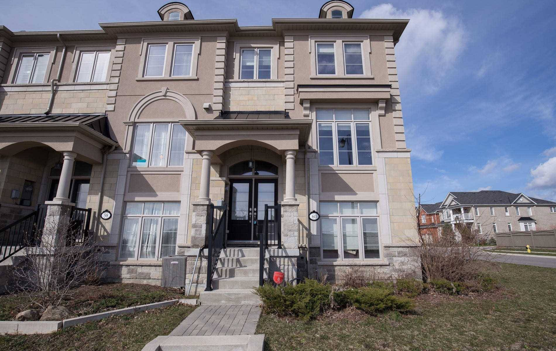 Townhouse for sale at 60 Grand Trunk Ave Vaughan Ontario - MLS: N4729570