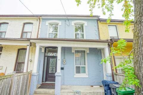 Townhouse for sale at 60 Grange Ave Toronto Ontario - MLS: C4904748