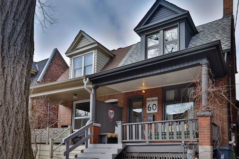 Townhouse for sale at 60 Grenadier Rd Toronto Ontario - MLS: W4730025
