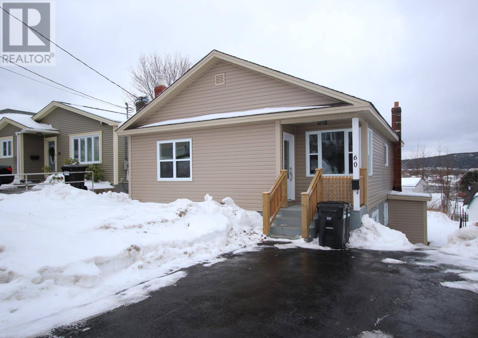 House for sale at 60 Grenfell Ave St. John's Newfoundland - MLS: 1209208