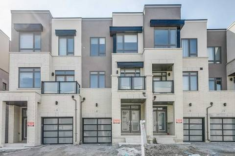 Townhouse for sale at 60 Harold Lawrie Ln Markham Ontario - MLS: N4391323