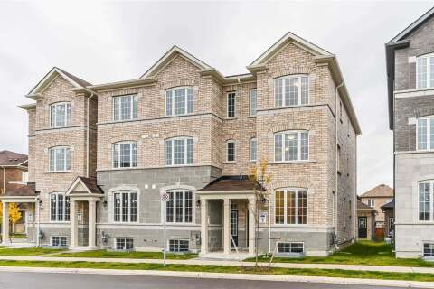 Townhouse for sale at 60 Harvest Field Rd Markham Ontario - MLS: N4952676
