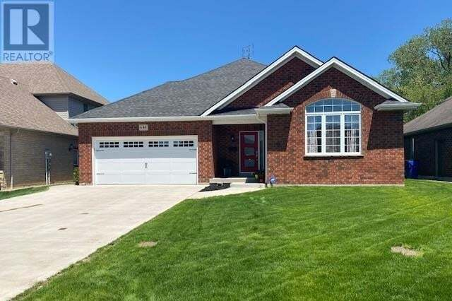 House for sale at 60 Henry O'way  Chatham Ontario - MLS: 20005847