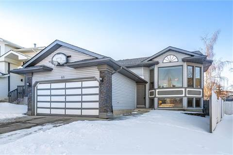 House for sale at 60 Hidden Vale Cs Northwest Calgary Alberta - MLS: C4287670