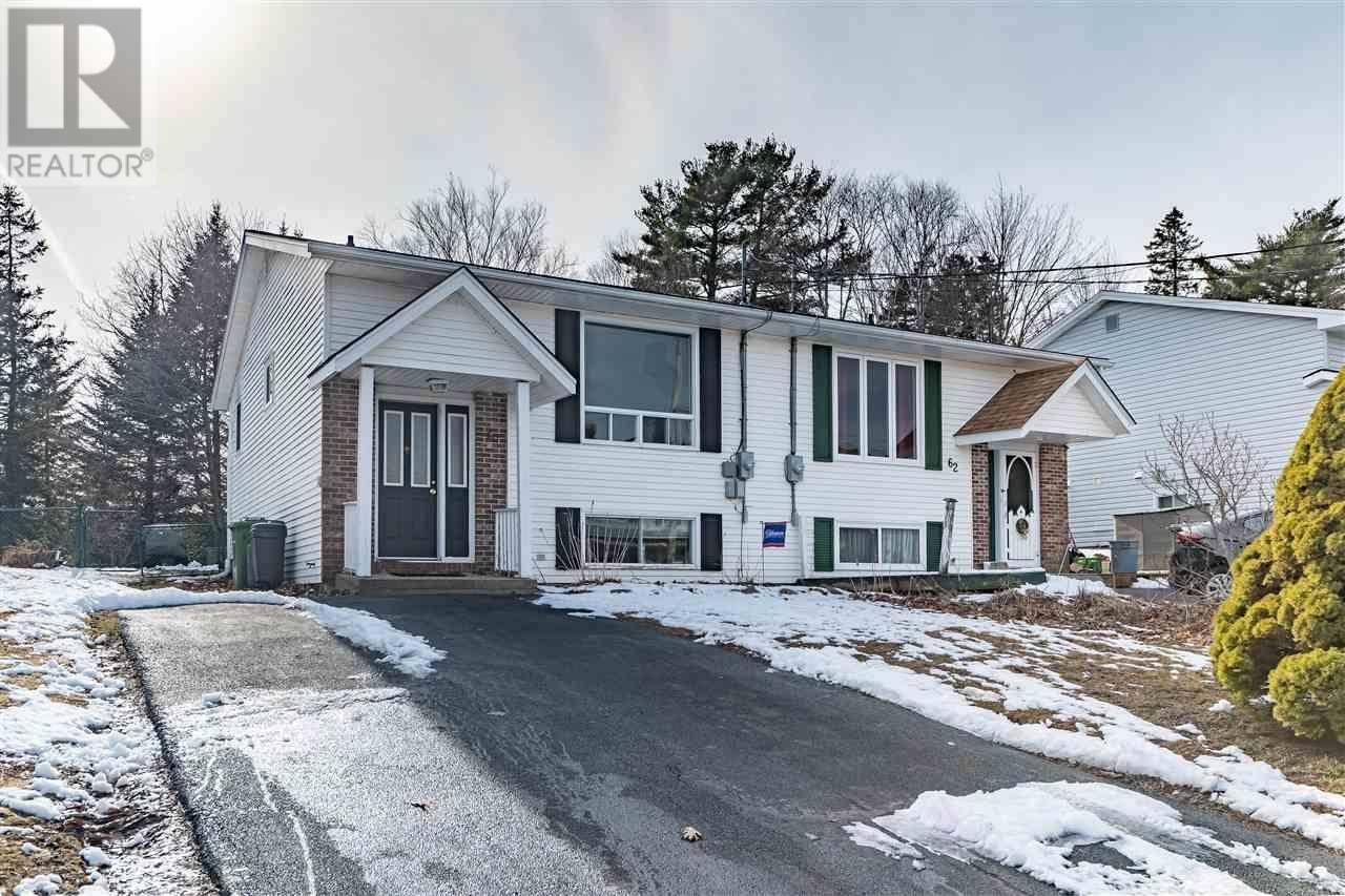 House for sale at 60 Highrigger Cres Middle Sackville Nova Scotia - MLS: 202005538