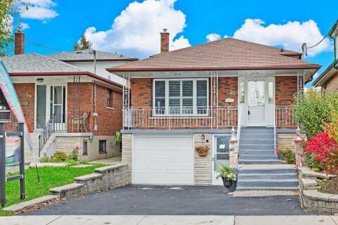 House for sale at 60 Holmstead Ave Toronto Ontario - MLS: E4934123