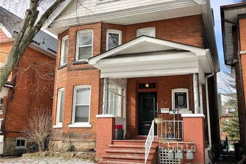 House for sale at 60 Holton Ave Hamilton Ontario - MLS: X4737062