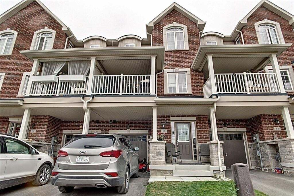 Townhouse for sale at 60 Hugill Wy Waterdown Ontario - MLS: H4075138