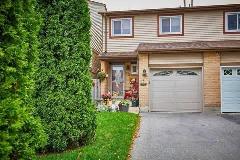 Townhouse for rent at 60 John Stoner Dr Toronto Ontario - MLS: E4652480