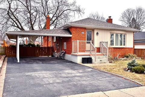 House for sale at 60 Kencliff Cres Toronto Ontario - MLS: E4728143