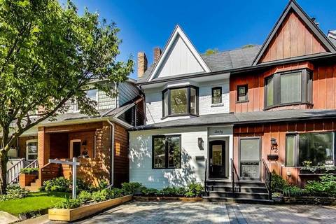 Townhouse for sale at 60 Kenilworth Ave Toronto Ontario - MLS: E4502734