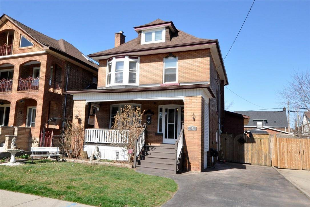 House for sale at 60 Kensington Ave S Hamilton Ontario - MLS: H4076190