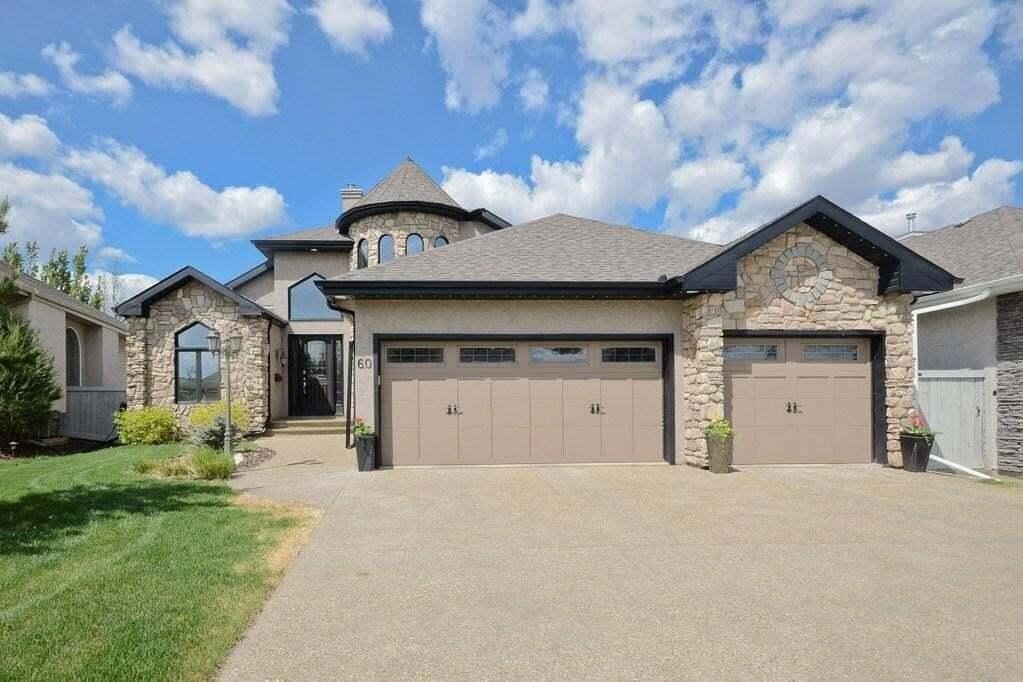 House for sale at 60 Kingsmoor Cl St. Albert Alberta - MLS: E4195604