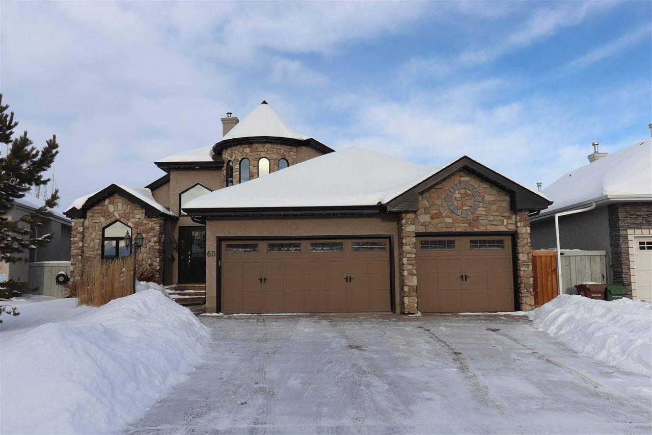 House for sale at 60 Kingsmoor Cs St. Albert Alberta - MLS: E4186760