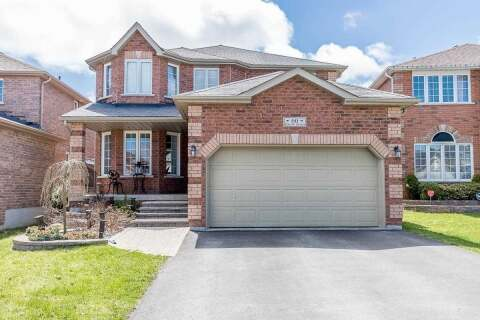 House for sale at 60 Knupp Rd Barrie Ontario - MLS: S4771462