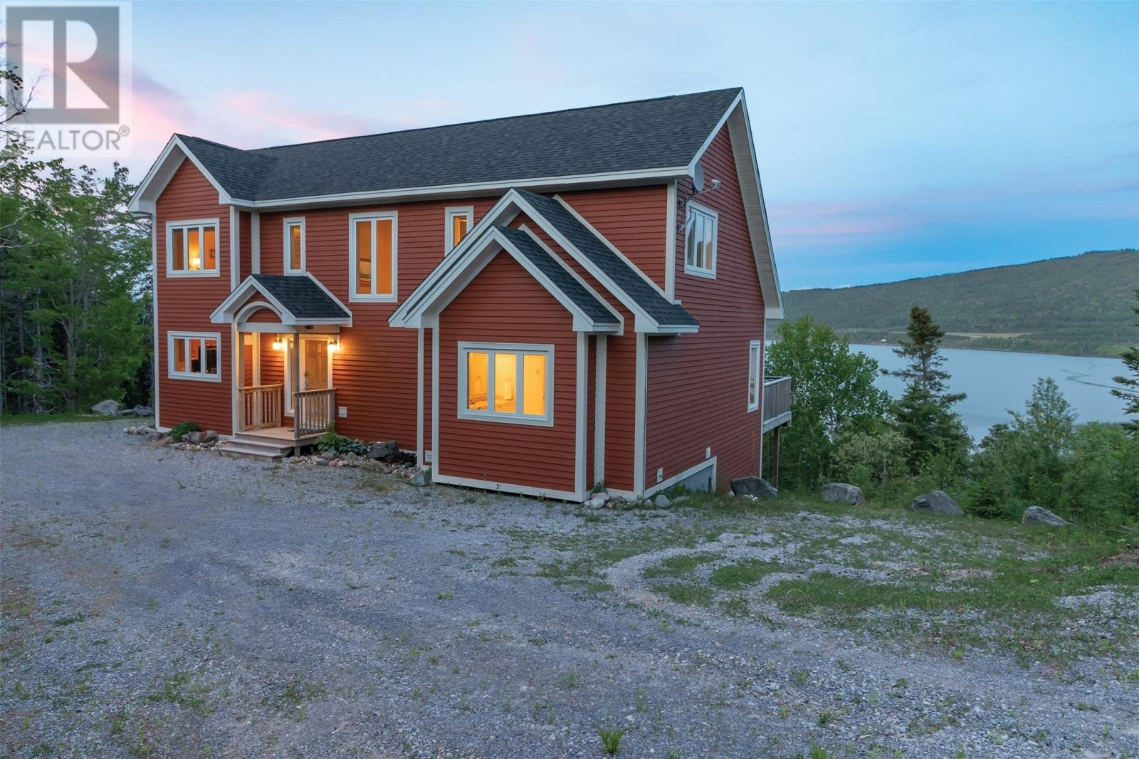 House for sale at 60 Lakeview Dr Humber Valley Resort Newfoundland - MLS: 1205145