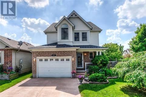 House for sale at 60 Lardner St Cambridge Ontario - MLS: 30750830