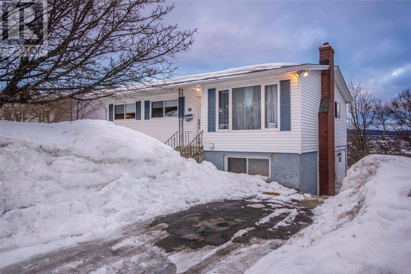 House for sale at 60 Larkhall St St. John's Newfoundland - MLS: 1211462