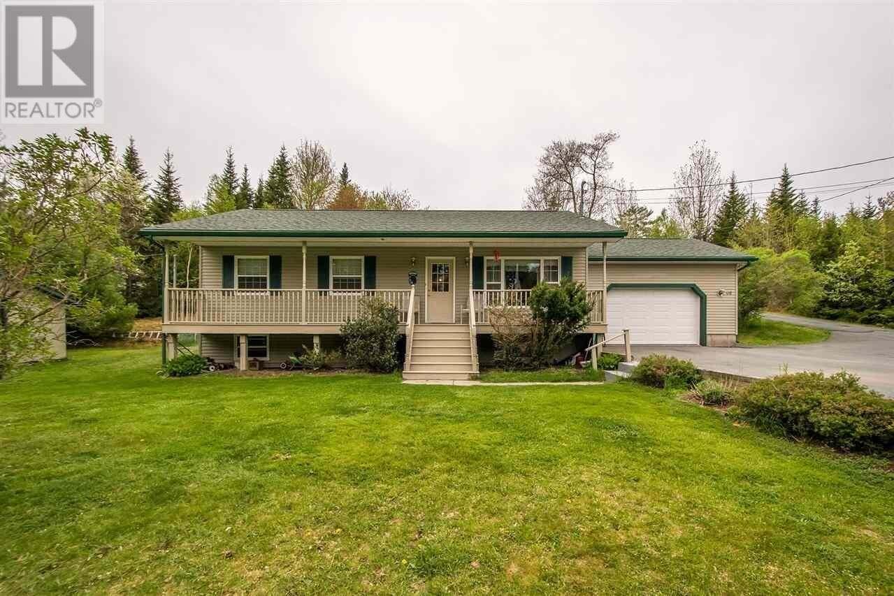 House for sale at 60 Longards Rd Tantallon Nova Scotia - MLS: 202009060