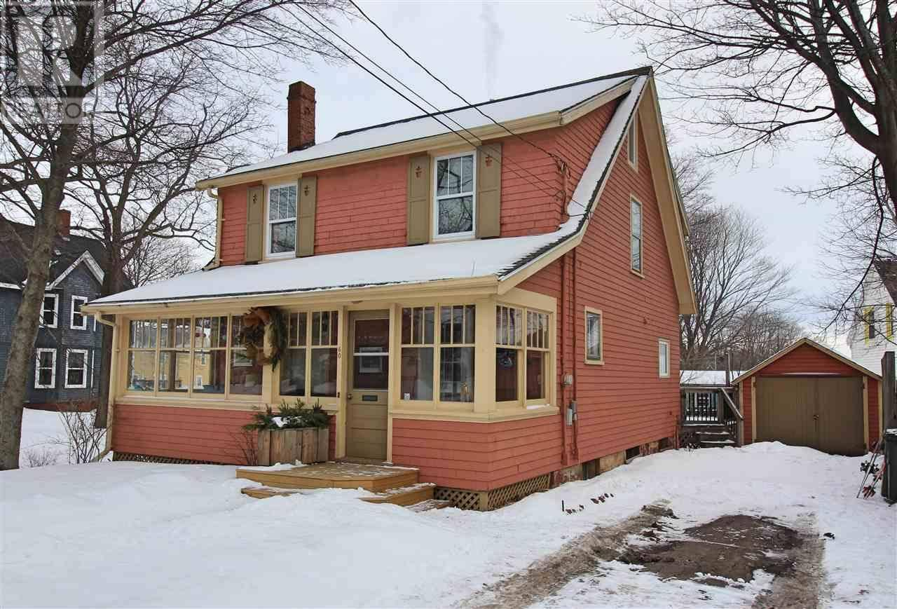House for sale at 60 Longworth Ave Charlottetown Prince Edward Island - MLS: 202001800