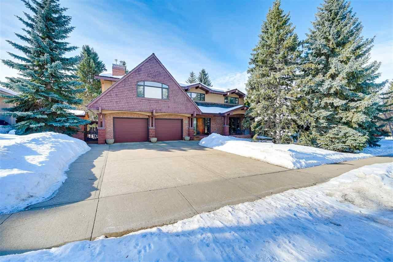 House for sale at 60 Marlboro Rd Nw Edmonton Alberta - MLS: E4176902