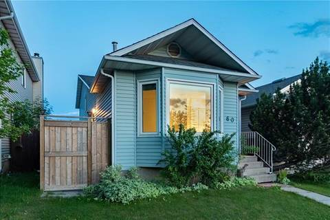 House for sale at 60 Martindale Dr Northeast Calgary Alberta - MLS: C4258123