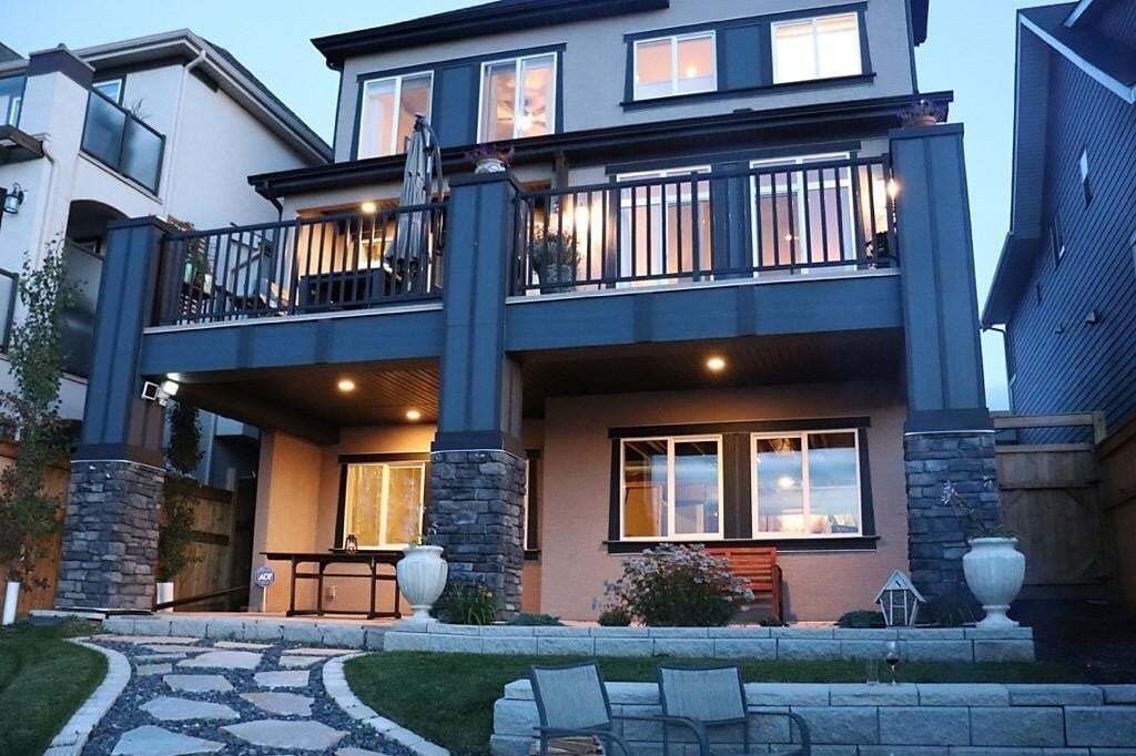 House for sale at 60 Masters Co SE Mahogany, Calgary Alberta - MLS: C4296774