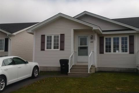 House for sale at 60 Melville Pl St. John's Newfoundland - MLS: 1197800