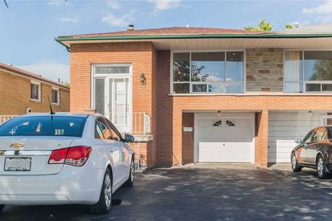 Townhouse for sale at 60 Mentor Blvd Toronto Ontario - MLS: C4554478
