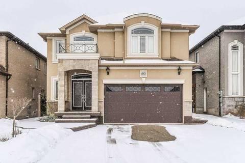 House for sale at 60 Michelangelo Ln Hamilton Ontario - MLS: X4693052
