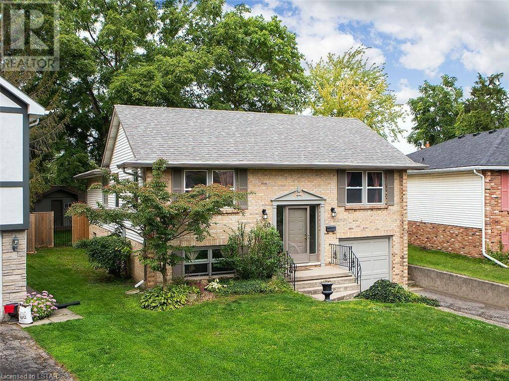 House for sale at 60 Nathaniel Ct London Ontario - MLS: 224397