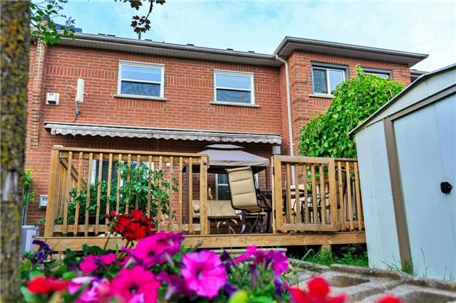 For Sale: 60 October Lane, Aurora, ON | 3 Bed, 4 Bath Townhouse for $698,000. See 20 photos!