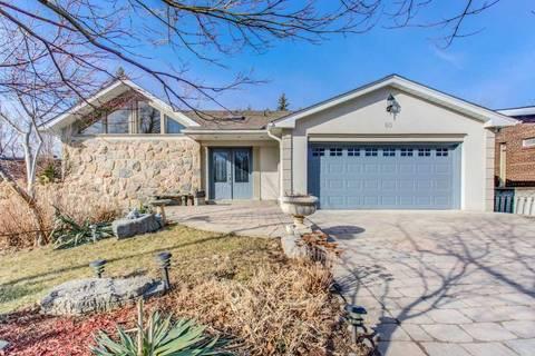 House for sale at 60 Olsen Dr Toronto Ontario - MLS: C4367783