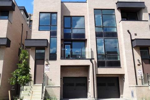 Townhouse for rent at 60 Pony Farm Dr Toronto Ontario - MLS: W4710945