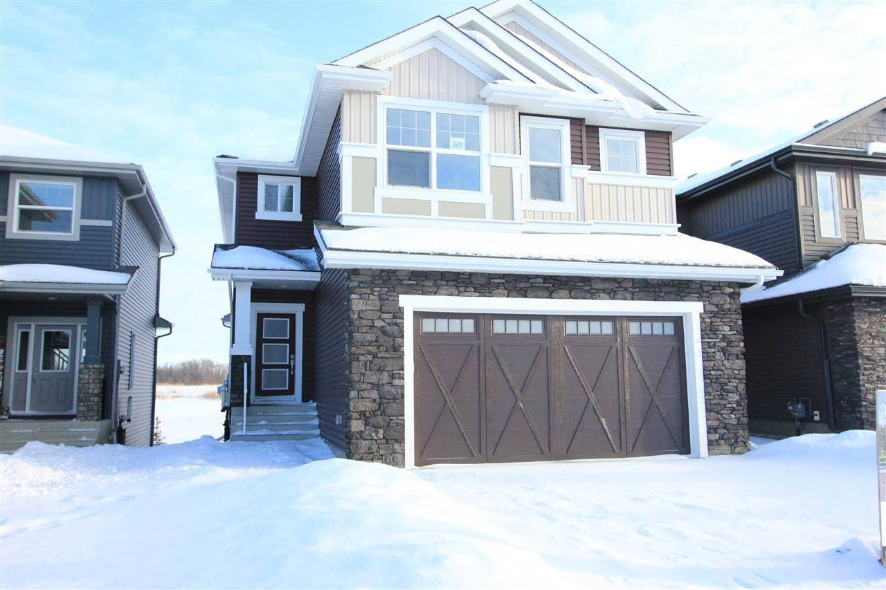 House for sale at 60 Prospect Pl Spruce Grove Alberta - MLS: E4187282
