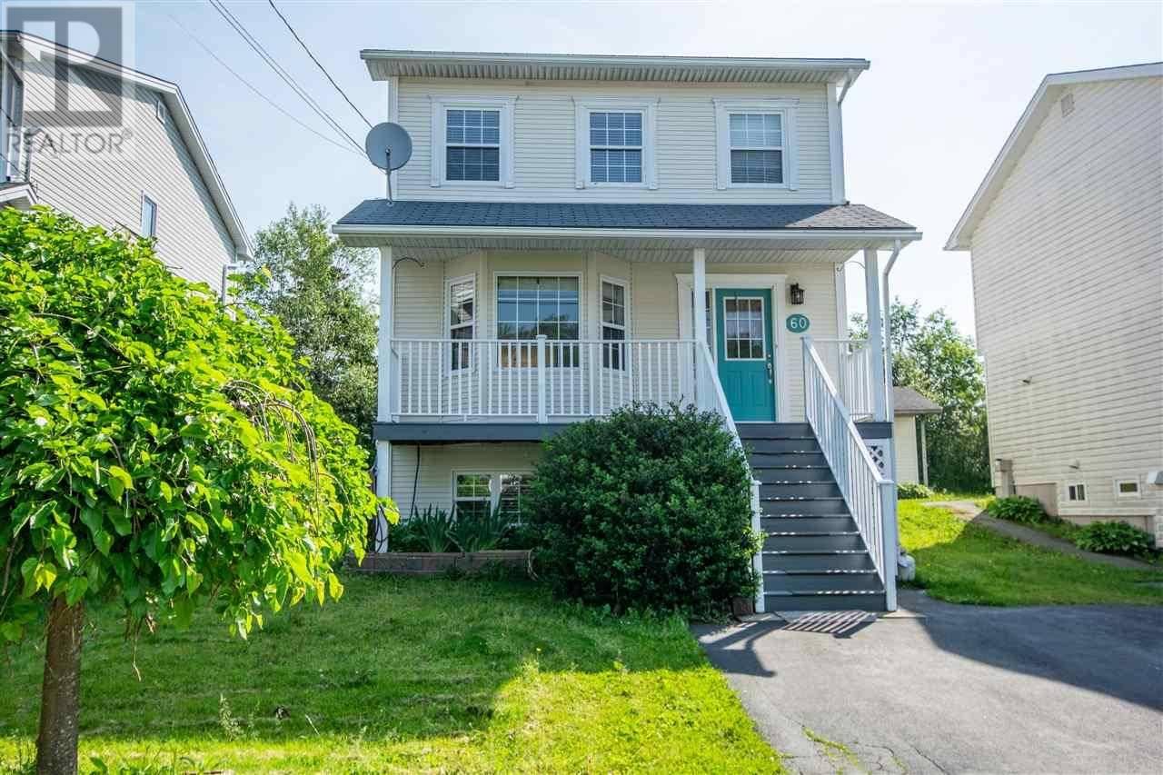 House for sale at 60 Quindora Cres Dartmouth Nova Scotia - MLS: 201916355