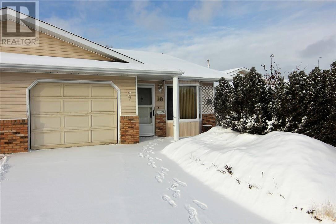 Townhouse for sale at 60 Ramsey Cs Red Deer Alberta - MLS: ca0185691