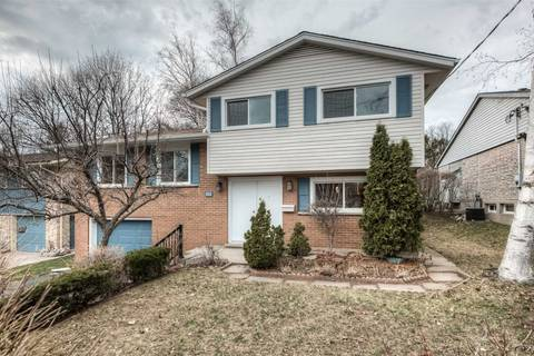 House for sale at 60 Rennie Dr Kitchener Ontario - MLS: X4411854