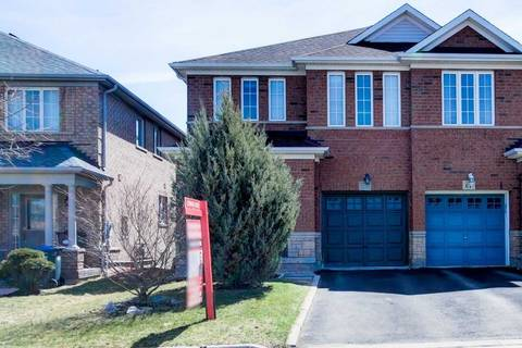 Townhouse for sale at 60 Rivermere Ct Brampton Ontario - MLS: W4421143