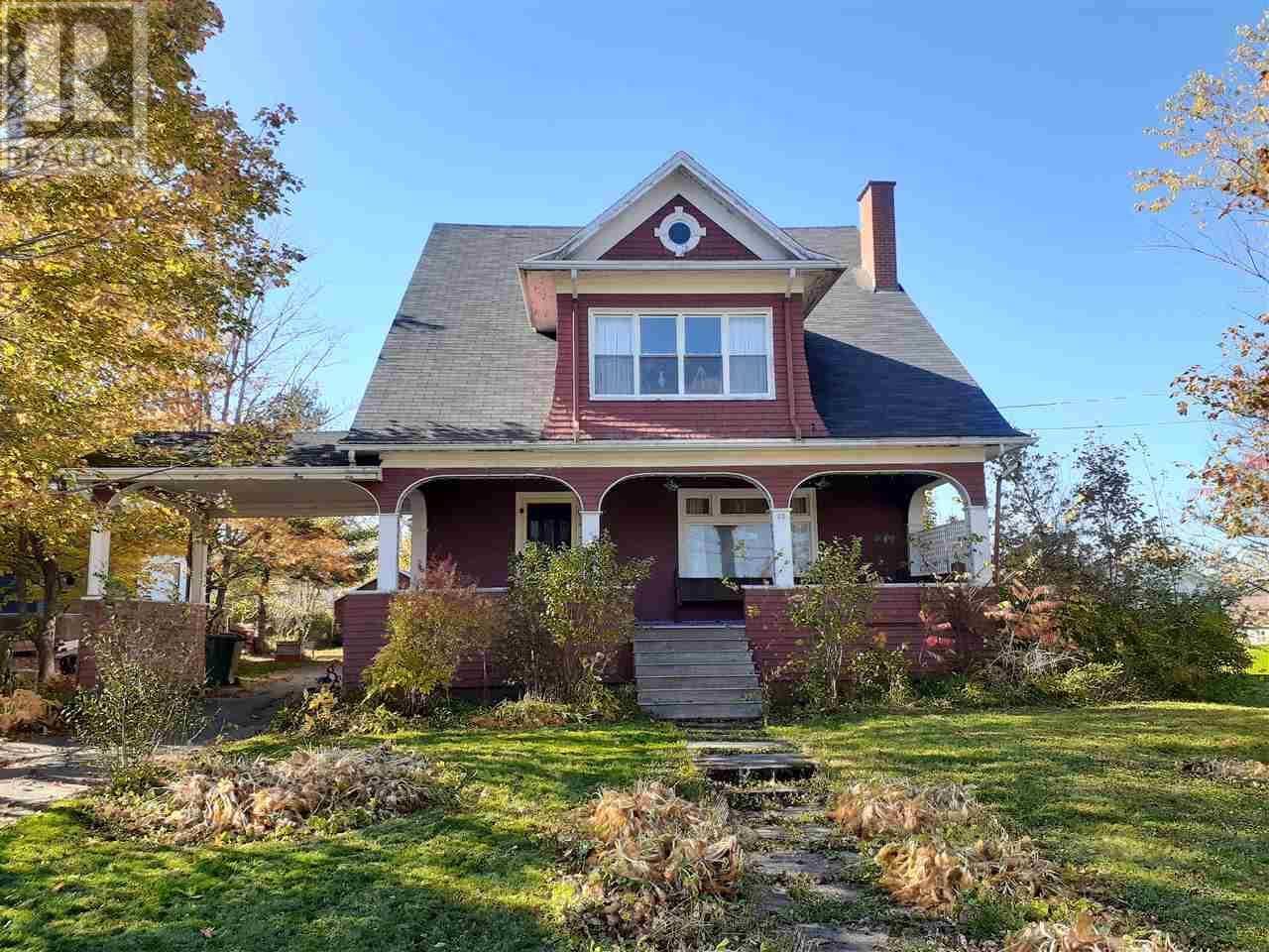 House for sale at 60 Riverside Ave Stewiacke Nova Scotia - MLS: 201925090