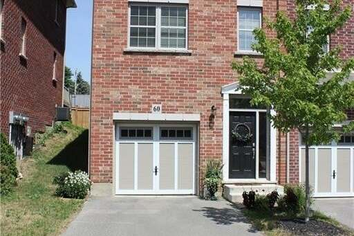 Townhouse for rent at 60 Robert Peel Rd Kitchener Ontario - MLS: 30826549