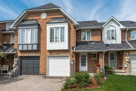 Townhouse for sale at 60 Royal Chapin Cres Richmond Hill Ontario - MLS: N4493976