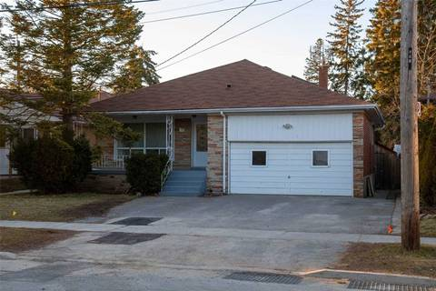 Townhouse for sale at 60 Russfax Dr Toronto Ontario - MLS: C4725662