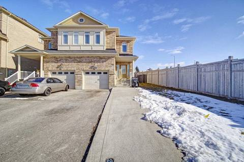Townhouse for sale at 60 Saint Grace Ct Brampton Ontario - MLS: W4697606
