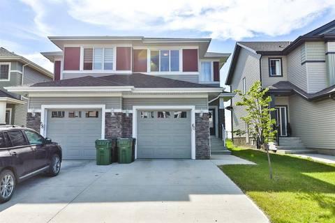 Townhouse for sale at 60 Sandalwood Pl Leduc Alberta - MLS: E4161773