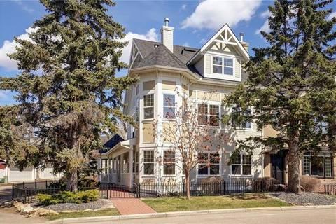 Townhouse for sale at 60 Scarpe Dr Southwest Calgary Alberta - MLS: C4293874