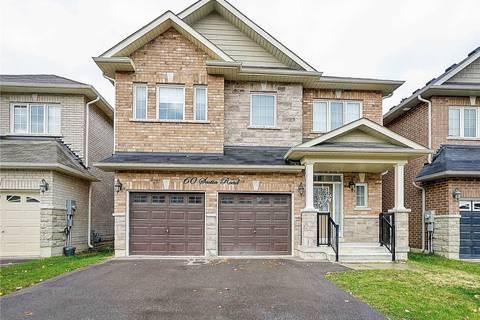 House for sale at 60 Scotia Rd Georgina Ontario - MLS: N4620783