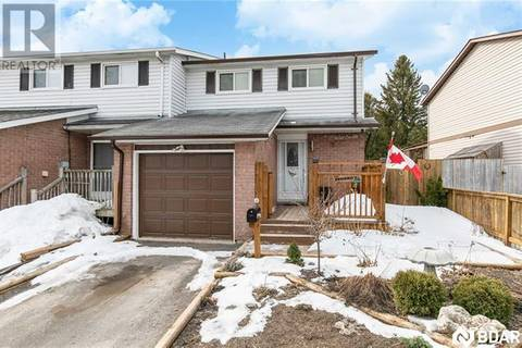 Townhouse for sale at 60 Scott Cres Barrie Ontario - MLS: 30724531